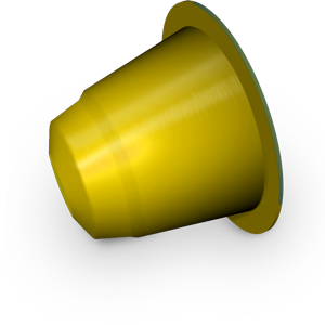 Capsula compatible El Datil yellow